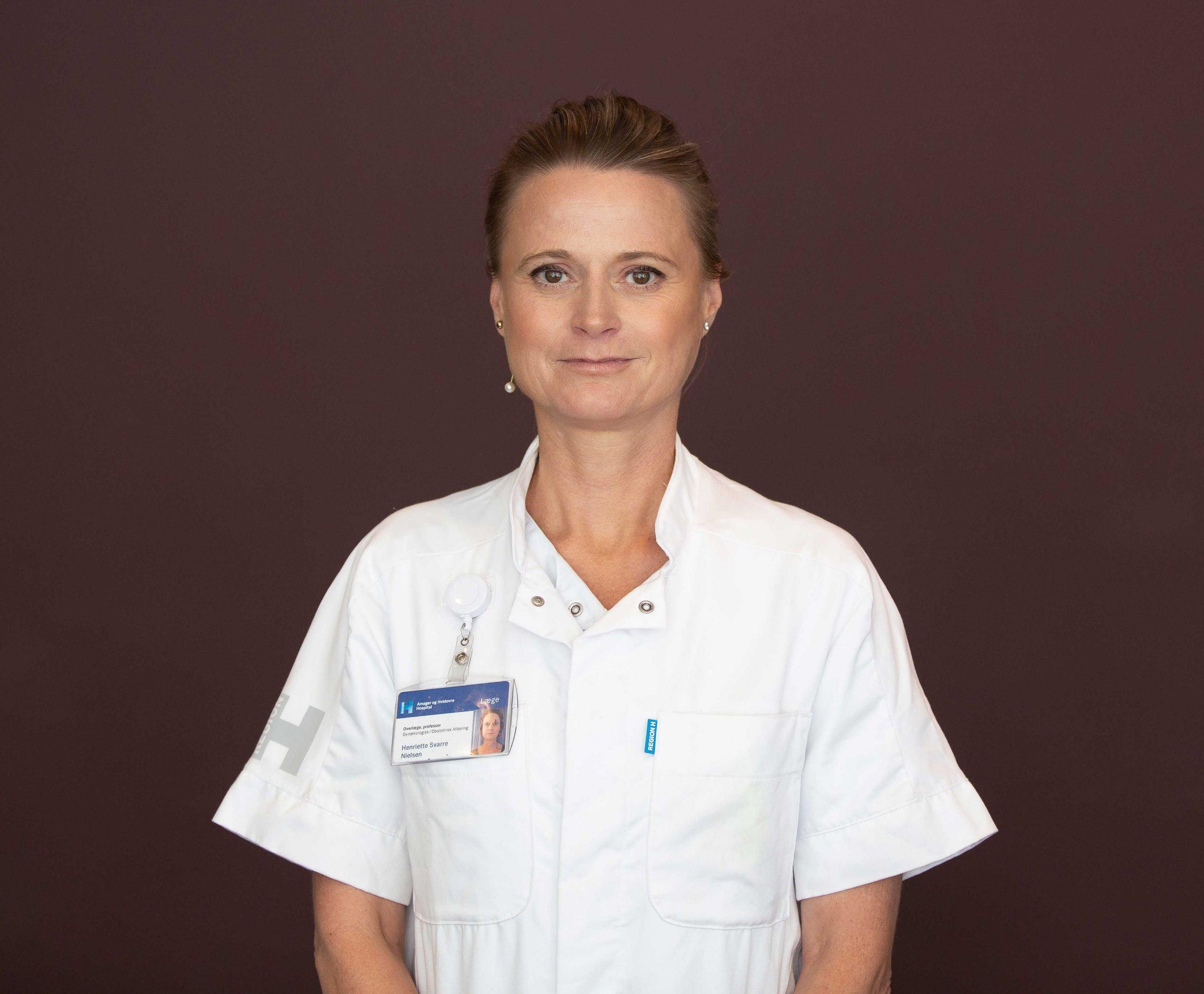 Professor Henriette Svarre Nielsen